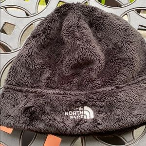 The North Face soft fleece hat